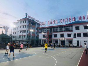 Cao Đẳng Duyên Hải - Duyenhai College 01
